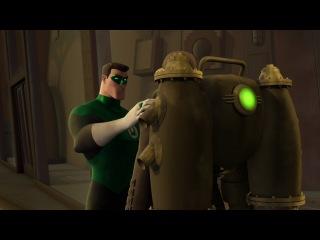 ������� ������: ����������� / Green Lantern: TAS - 16 ����� (���. ���.)